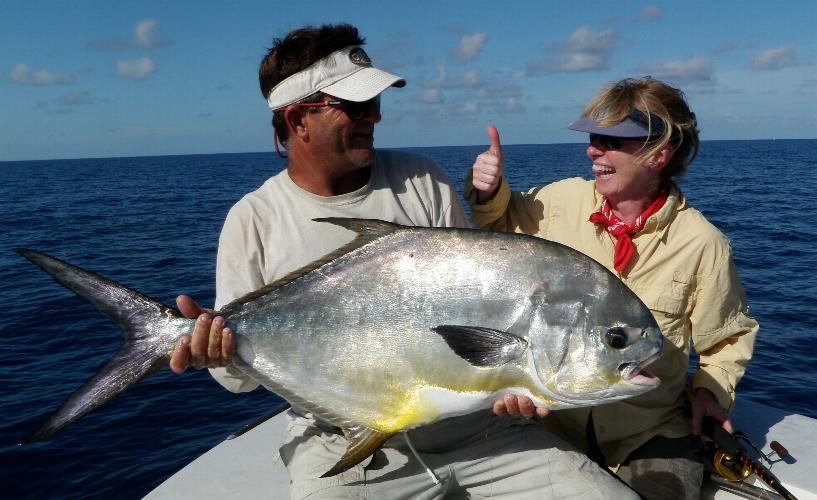 Offshore permit sport fishing islamorada fishing charters for Permit fish florida