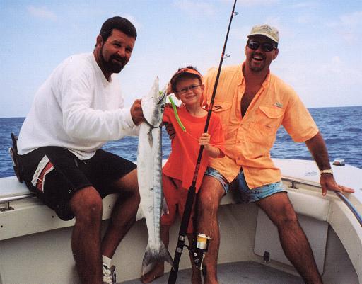Islamorada Fishing with Kids, Children, and Teenagers Sport