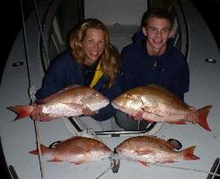 Catch big mutton snapper, mangrove snapper, yellowtail snapper, and deep water snappers!